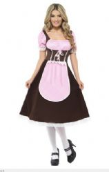 Tavern Beer Wench  Costume (20610)